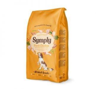 Symply Dog Food Fresh Chicken