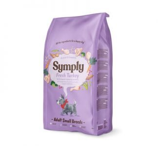 Symply Dog Food Small Breed Turkey