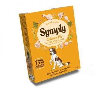 Symply Dog Food Chicken
