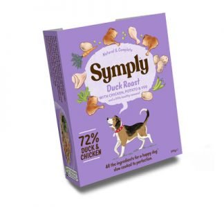 Symply Dog Food Turkey & Potato