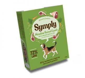 Symply Dog Food Lamb