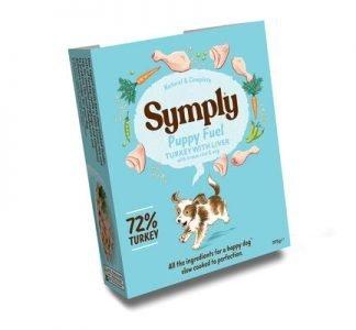 Symply Dog Food Puppy