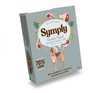 Symply Dog Food Senior