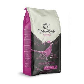 Canagan Highland Feast Dog Food